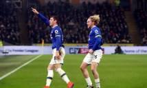 Sao mai Everton xuất sắc nhất Premier League tháng 1