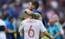 Tại sao Iniesta không bao giờ giành Quả bóng vàng?