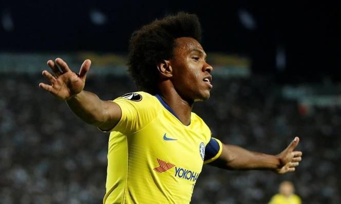 5 điểm nhấn PAOK 0-1 Chelsea: Willian tung cánh trời Âu;