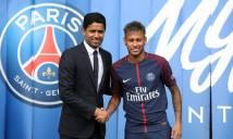 Neymar 2000% ở lại PSG!