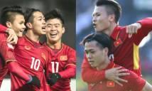 Đội hình tốt nhất của ĐT Việt Nam đấu Jordan: Chọn Công Phượng hay Quang Hải?