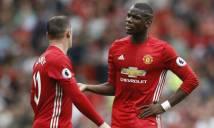 Rooney 'nghỉ ngơi' là để Mourinho hồi sinh Pogba