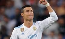Điểm tin bóng đá sáng 17/1: Thi đấu trồi sụt, Ronaldo vẫn nhận giải thưởng bất ngờ
