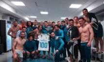 Đè bẹp Juve, Real Madrid tôn vinh sao Croatia trong phòng thay đồ