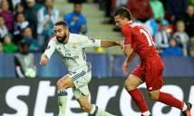 Những điểm nhấn trong chiến thắng của Real Madrid trước Sevilla