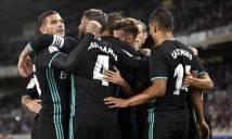 Real Madrid áp đảo trong danh sách đề cử đội hình tiêu biểu FIFA FIFPro