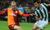 Nhận định Galatasaray vs Bursaspor 00h00, 24/02 (Vòng 23 - VĐQG Thổ Nhĩ Kỳ)