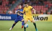 Nhận định Australia vs Thái Lan 17h00, 05/09 (Vòng loại World Cup 2018 khu vực Châu Á)