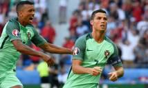 Ronaldo tỏa sáng, Bồ Đào Nha giành vé khó khăn