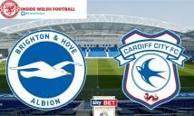 Brighton & Hove Albion vs Cardiff City, 02h45 ngày 31/12: Đừng mong chia điểm