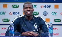 Pogba thừa nhận mơ về Real Madrid, đá xoáy Mourinho