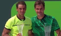 'Xử đẹp' Nadal, Federer vô địch Miami Open 2017