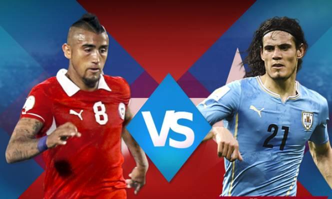 Chile vs Uruguay, 06h30 ngày 16/11: Không khoan nhượng