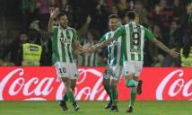 SOI SỐ BÀN THẮNG Real Betis - Laganes, 3h - 16/1 (LA LIGA 2017-18)