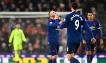 5 điểm nhấn sau trận hòa của MU trên sân Stoke City