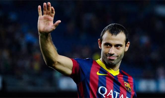 Barca 'lật kèo', Mascherano đòi ra đi