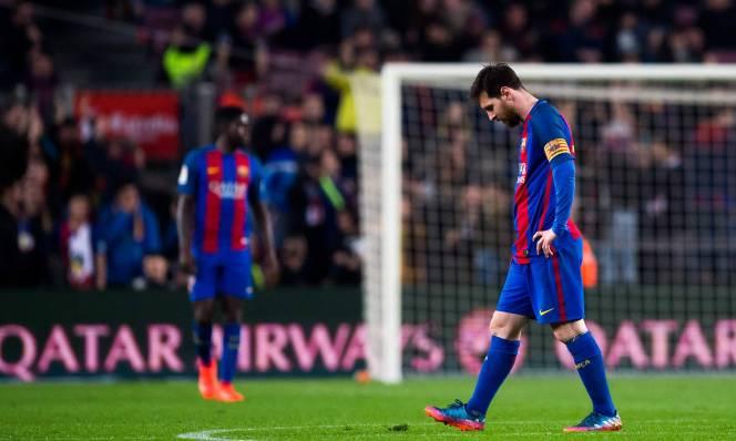 Messi có mức giải phóng hợp đồng chưa bằng một phần ba CR7