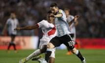 Argentina có nguy cơ lỡ hẹn World Cup 2018: Đừng khóc cho Messi