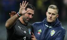NÓNG: Thủ môn Buffon thay đổi quyết định giải nghệ, trở lại đấu Argentina và Anh