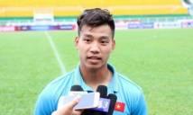 Hậu vệ Văn Thanh thấy dấu hiệu bất thường ở trận gặp Campuchia tại SEA Games