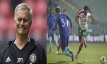 Điểm tin sáng 26/3: Mourinho bị chơi khăm, Địa chấn ở vòng loại châu Âu