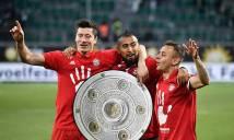 Hủy diệt Wolfsburg, Bayern Munich chính thức vô địch Bundesliga lần thứ 5 liên tiếp