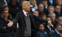 """Wenger: """"Trọng tài quá thiên vị Man City"""""""