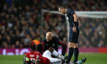 Thành bại của Man United tại...chấn thương