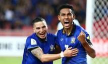 Dangda rực sáng, Thái Lan đặt một chân vào Chung kết