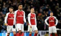 Điểm tin bóng đá sáng 26/2: Thua Man City, Arsenal lập kỷ lục