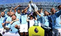 Tổng kết Ngoại hạng Anh 2017/18: Man City cô đơn trên đỉnh