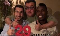 Đón sinh nhật chưa có đồng đội mới, Pogba và siêu cò đến bầu bạn với Mkhitaryan