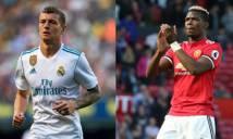 Pogba hay Kroos, Ai mới là hương vị tuyệt hảo của Real Madrid?