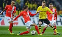 Dortmund vs Mainz, 20h30 ngày 27/08: Bóng ma vùng Ruhr