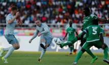 Rooney lập siêu phẩm từ khoảng cách 30m trong ngày đầu trở lại Everton
