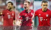 Những phương án chữa cháy cho hàng thủ của Bayern