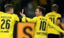 Goetze sẽ đứng dậy sau đại chiến với Bayern