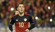 HLV tuyển Bỉ chê bai cách dùng Hazard của Conte