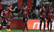 Vòng 6 Ligue 1: Balotelli đưa Nice lên đỉnh