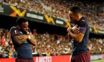 Hủy diệt bầy dơi, Arsenal băng băng tiến vào chung kết Europa Leauge