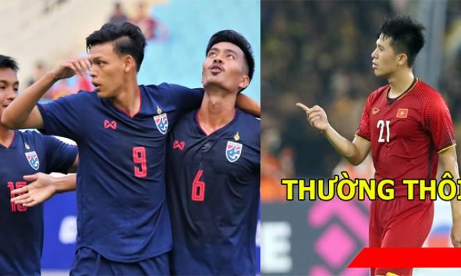 """Sẵn sàng cho King's Cup, Đình Trọng khẳng định: """"Thái Lan cũng chỉ là một đối thủ bình thường như bao đối thủ khác mà thôi"""""""