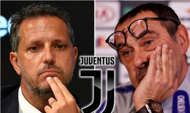 Tương lai Sarri bấp bênh khi Juventus chưa chốt HLV mới