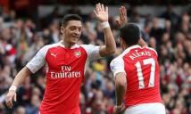 'Arsenal sẽ chẳng là gì nếu không có Sanchez và Oezil'