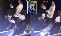 Sao Everton bị tấn công ở hộp đêm, cảnh sát vào cuộc