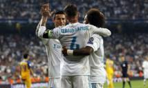 Real Madrid đứng trước cột mốc lịch sử