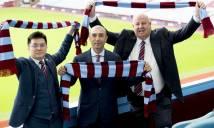 HLV Roberto Di Matteo chính thức nhận chức tại Aston Villa