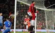 Tiền đạo Lukaku nói gì sau trận thắng của MU trước Brighton?