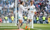 KẾT QUẢ Real Madrid - Alaves: Ronaldo đạt mốc 300 bàn rực rỡ