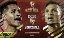 Chile vs Venezuela, 05h00 ngày 29/03: Thắng để hy vọng