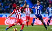 Nhận định Atletico Madrid vs Alaves 02h45, 17/12 (Vòng 16 - VĐQG Tây Ban Nha)